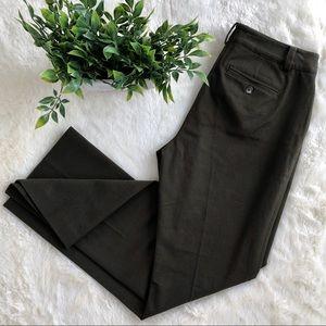 Ralph Lauren olive/army green Adelle pants 6petite